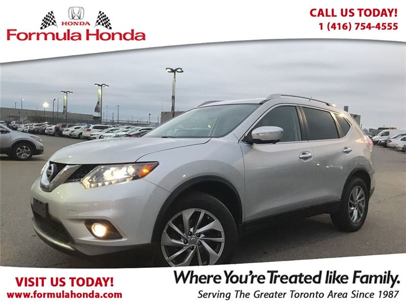 Photo Pre-Owned 2015 Nissan Rogue SL LOADED - BLACK FRIDAY SPECIAL ONLY 20,866 AWD