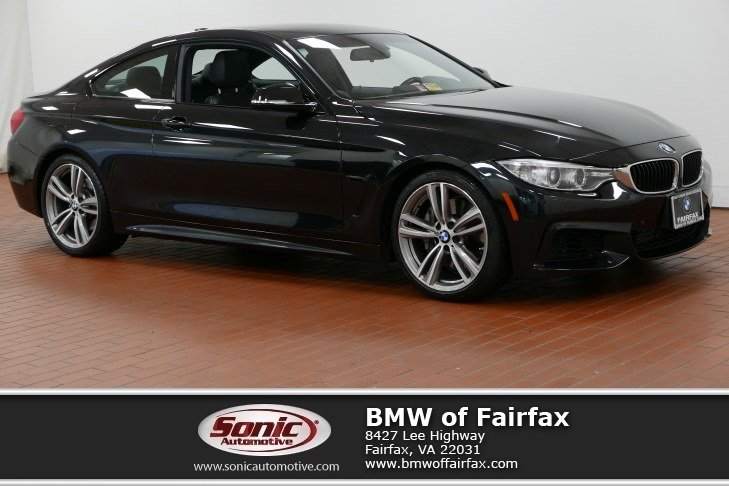 Photo Certified Used 2015 BMW 435i Coupe in Fairfax, VA