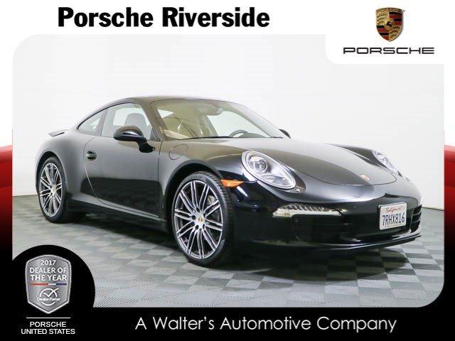 Photo Certified Pre-Owned 2015 Porsche 911 Carrera