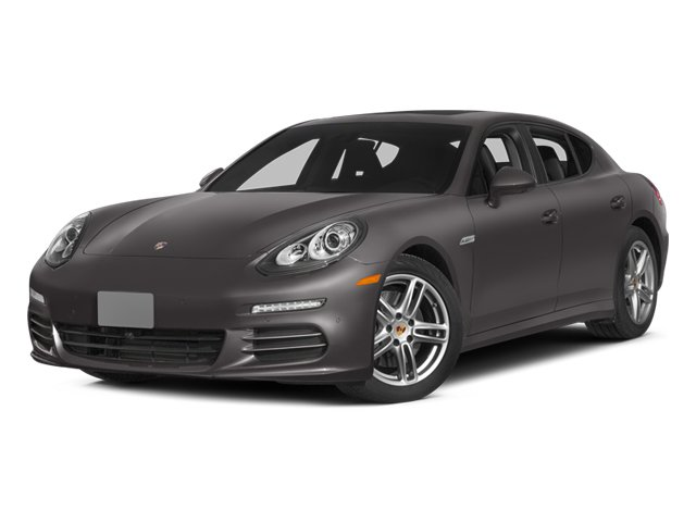 Photo Certified Pre-Owned 2014 Porsche Panamera 4
