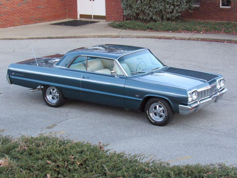 Photo Used 1964 Chevrolet Impala SS