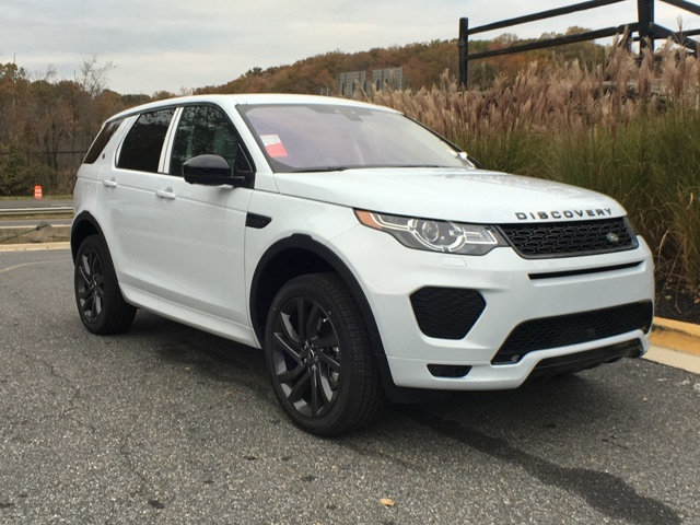 Photo New 2018 Land Rover Discovery Sport DISCOVERY SPT 4DR SE AWD Four Wheel Drive SUV