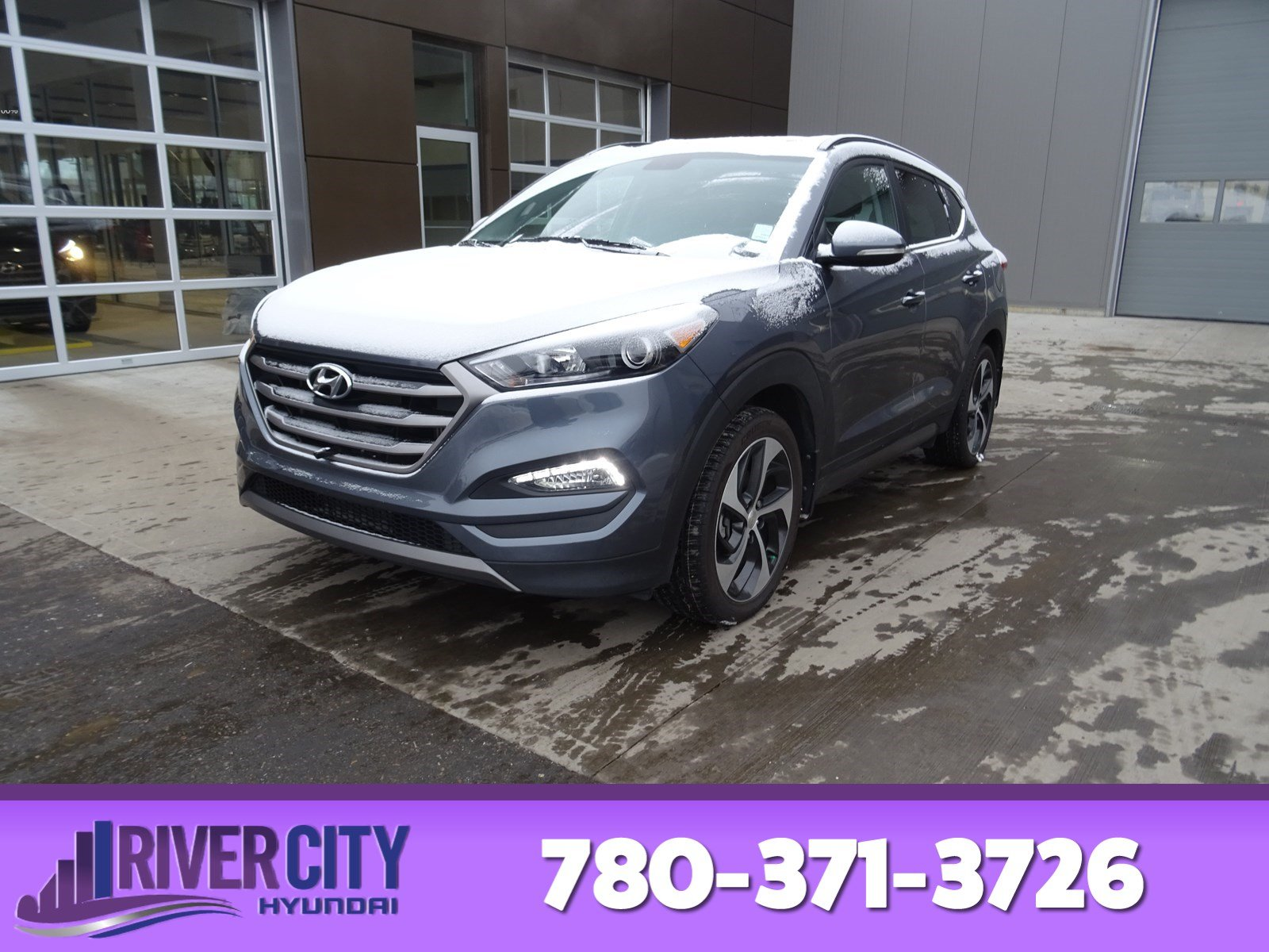 Photo Pre-Owned 2016 Hyundai Tucson AWD LIMITED Navigation GPS, Leather, Heated Seats, Panoramic Roof, Back-up Cam, Bluetooth, A