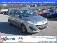 Pre-Owned 2013 Mazda5 Sport FWD 4D Wagon