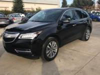 Used 2014 Acura MDX With Technology Package SUV for Sale in Fresno, CA