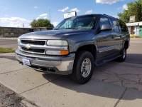 2001 Chevrolet Suburban 2500 LT 4WD 4dr SUV