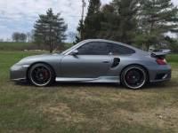2001 Porsche 911 AWD Turbo 2dr Coupe