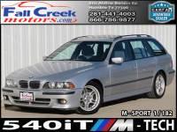 2003 BMW 5-Series Sport Wagon 540iT