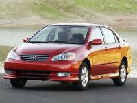 Used 2004 Toyota Corolla in Pittsfield MA