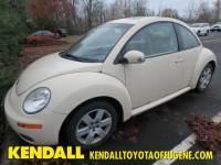 2007 Volkswagen New Beetle 2.5 Hatchback Front-wheel Drive
