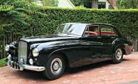 1955 BENTLEY S1 FREESTONE & WEBB SALOON