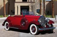 1933 PACKARD 1001 EIGHT COUPE ROADSTER