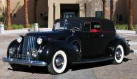 1939 PACKARD 1707 V-12 CONVERTIBLE VICTORIA