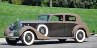 1937 ROLLS ROYCE PHANTOM III MULLINER SPORTS LIMOUSINE