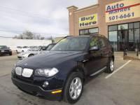 2007 BMW X3 AWD 3.0si 4dr SUV