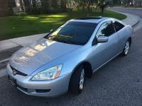 2005 Honda Accord EX V-6 2dr Coupe w/Navi