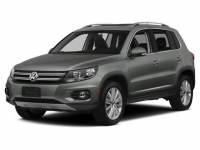 2015 Volkswagen Tiguan S SUV