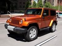 2011 Jeep Wrangler Sahara SUV For Sale in Jackson