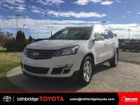 Certified 2014 Chevrolet Traverse TEXT 403-393-1123 for more info!