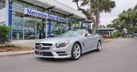 Certified Pre-Owned 2013 Mercedes-Benz SL 550 Rear Wheel Drive COUP/RDST