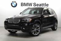 Certified Pre-Owned 2015 BMW X3 xDrive28i For Sale in Seattle