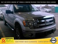 Certified Pre-Owned 2014 Ford F-150 !XLT 4X4 Chrome Package-Price Leader! V-6 cyl in Ashland, VA
