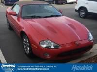 2002 Jaguar XK8 Convertible in Franklin, TN