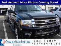 2017 Ford Expedition Limited SUV V6 24V GDI DOHC Twin Turbo
