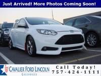 2014 Ford Focus ST Base Hatchback I4 16V GDI DOHC Turbo