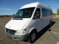 2006 Dodge Sprinter High Roof 158 WB 3dr Extended Passenger Van