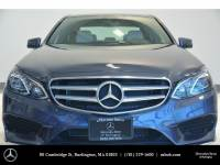 Certified Pre-Owned 2016 Mercedes-Benz E-Class E 350 Sport AWD 4MATIC®