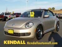 Pre-Owned 2013 Volkswagen Beetle Convertible 2.5L