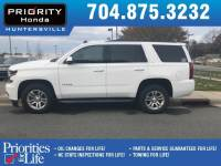 Used 2015 Chevrolet Tahoe For Sale in Huntersville NC   Serving Charlotte, Concord NC & Cornelius.  VIN: 1GNSCBKC9FR108079