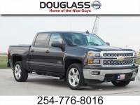 Pre-Owned 2015 Chevrolet Silverado 1500 LT w/2LT 4x2 Crew Cab 5.75 ft. box 143.5 in. WB Rear Wheel Drive Regular Side