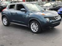 Pre-Owned 2012 Nissan JUKE 5dr Wgn CVT SL FWD FWD Station Wagon
