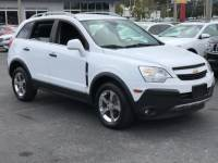 Pre-Owned 2012 Chevrolet Captiva Sport Fleet FWD 4dr LS w/2LS FWD Sport Utility