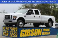 2008 Ford F-350 Super Duty Lariat Crew Cab Dually