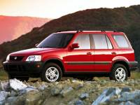 PRE-OWNED 2001 HONDA CR-V LX FWD 4D SPORT UTILITY
