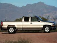 1999 Chevrolet Silverado 1500 LT Truck Extended Cab V-8 cyl in Savannah, GA