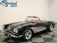 1960 Chevrolet Corvette Restomod $109,995
