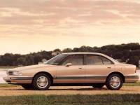 1995 Oldsmobile Eighty-Eight Royale Base Sedan Front-wheel Drive