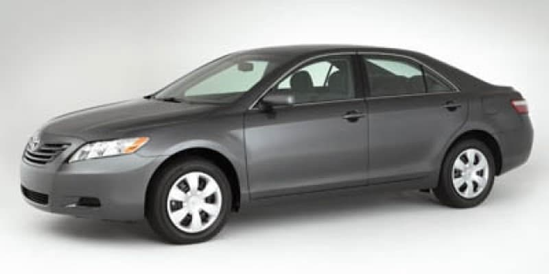 Photo Used 2007 Toyota Camry For Sale in San Antonio TX  4T1BE46K87U562804