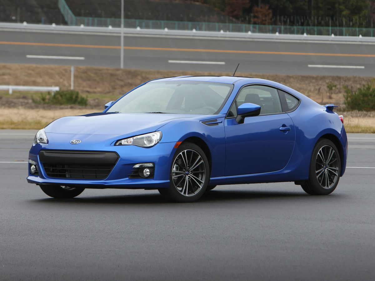 Photo Pre-Owned 2014 Subaru BRZ Limited With Navigation