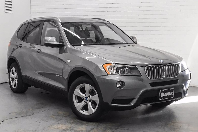 Photo Pre-Owned 2011 BMW X3 28i With Navigation
