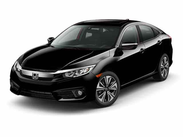 Photo 2016 Honda Civic EX-T For Sale Near Fort Worth TX  DFW Used Car Dealer