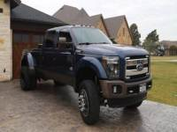 2015 Ford F-350 Super Duty 4x4 King Ranch 4dr Crew Cab 8 ft. LB DRW Pickup
