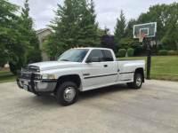 1998 Dodge Ram Pickup 3500 4dr Laramie SLT 4WD Extended Cab LB