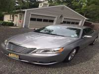 2014 Chrysler 200 Convertible Limited 2dr Convertible