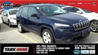 Certified Used 2015 Jeep Cherokee Sport FWD SUV in Toledo