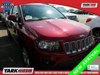 Certified Used 2015 Jeep Compass Latitude 4x4 SUV in Toledo